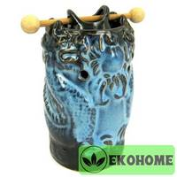 N300-36 Аромалампа Дракон 13см керамика