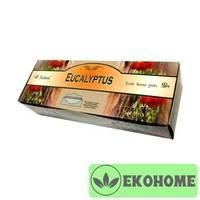 Благовония SARATHI 6-гр. Eucalyptus Classic range ЭВКАЛИПТ