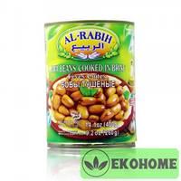 Бобы Фава 400 гр (жестяная банка) AL RABIH