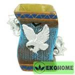 N300-55 Аромалампа Орёл 10,5см керамика