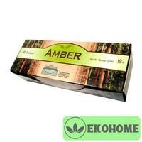 Благовония SARATHI 6-гр. Amber Classic range АМБЕР