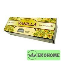 Благовония SARATHI 6-гр. Vanilla Classic range ВАНИЛЬ
