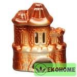 N507-022 Аромалампа ручная роспись 14см керамика