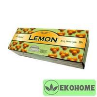 Благовония SARATHI 6-гр. Lemon Classic range ЛИМОН