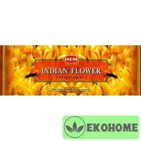 Благовония HEM 6-гр. Indian Flower ИНДИЙСКИЙ ЦВЕТОК
