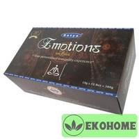 Благовония SATYA прямоуг. благовония Emotion ЭМОЦИИ 15гр.
