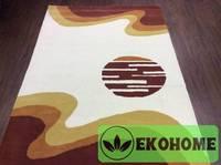Ковер 100% Новозеландская шерсть 230х160, Основа - ковровое покрытие