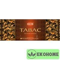 Благовония HEM 6-гр. Tabac ТАБАК