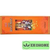 Благовония HEM 6-гр. Veer Hanuman ХАНУМАН