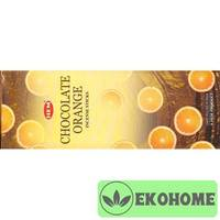 Благовония HEM 6-гр. Orange Chocolate АПЕЛЬСИН - ШОКОЛАД
