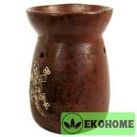IN0243 Аромалампа 12см, керамика