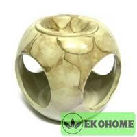 N250 Аромалампа Шар 9см керамика