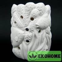 N504 Аромалампа Рыбки керамика 9,5см