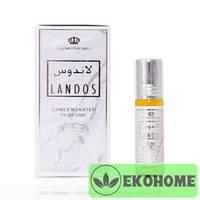 Арабские масляные духи Ландос (Landos), 6 мл