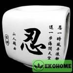N300-25 Аромалампа Иероглиф 9см керамика CY5-9K