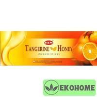 Благовония HEM 6-гр. Tangerine Honey МАНДАРИН-МЁД