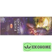 Благовония HEM 6-гр. Fairy Dreams ВОЛШЕБНЫЕ МЕЧТЫ