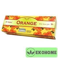 Благовония SARATHI 6-гр. Orange Classic range