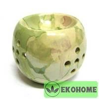 Z031 Аромалампа керамика Шар 7см