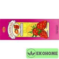 Благовония HEM 6-гр. Strawberry КЛУБНИКА