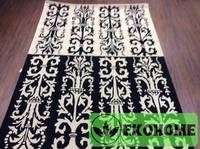 Ковер 100% Новозеландская шерсть 230х160 см. Основа - ковровое покрытие