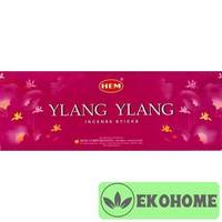 Благовония HEM 6-гр. Ylang Ylang ИЛАНГ - ИЛАНГ
