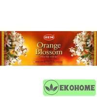 Благовония HEM 6-гр. Orange Blossom ЦВЕТ АПЕЛЬСИНА
